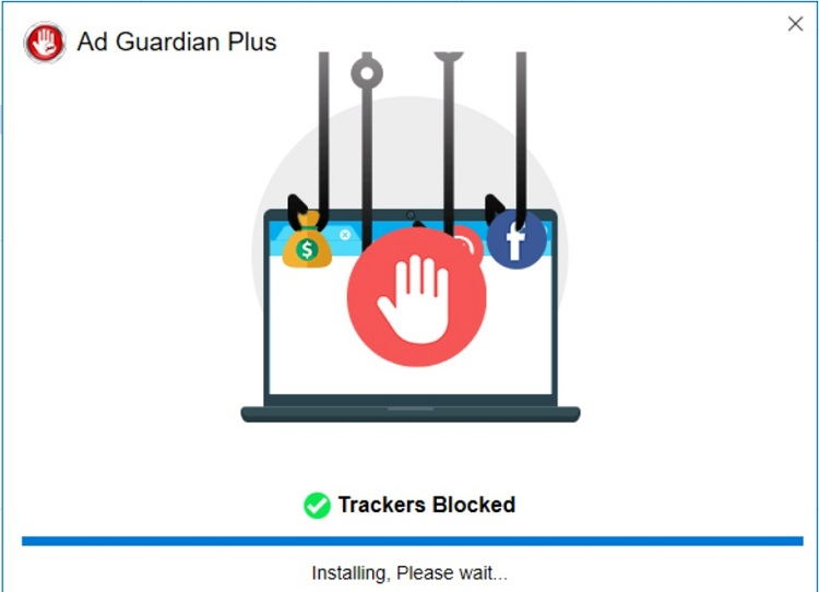 How to use Ad Guardian Plus after you install it