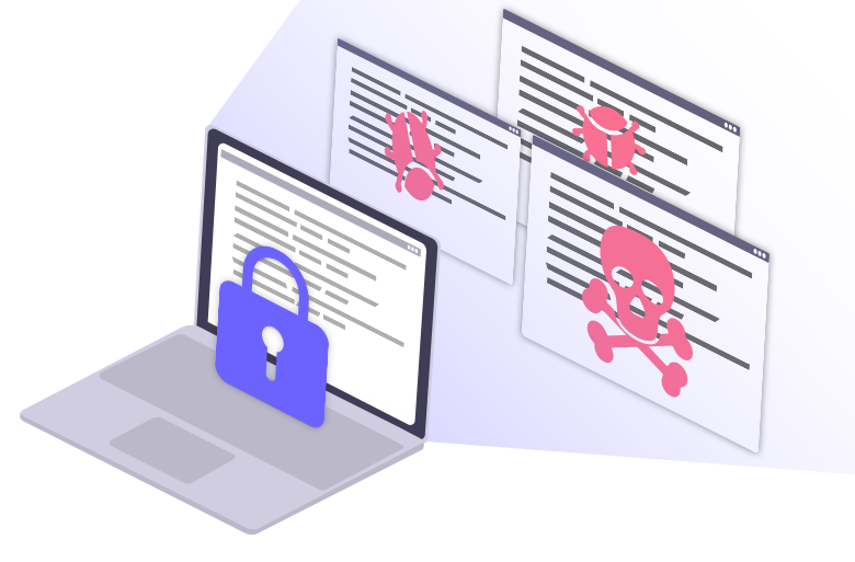 Block the backdoor attacks