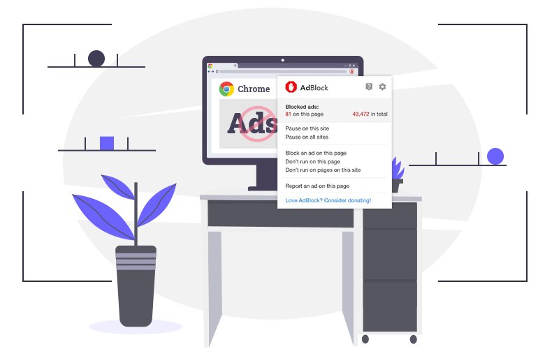 Chrome ad blocker