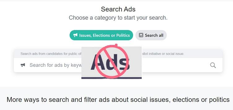 Million ads removed