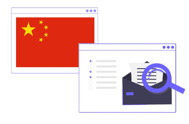 Chinese data collection