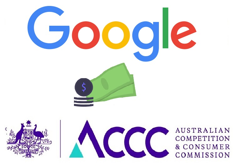 Google shows the money for its impact in Australia
