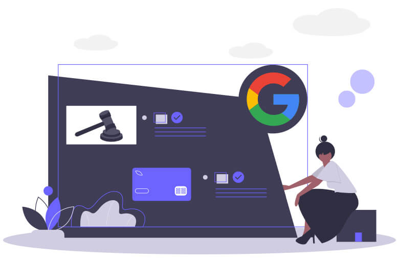 Google news websites
